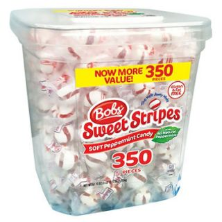 Bobs Sweet Stripes Square Tub (350 ct.)