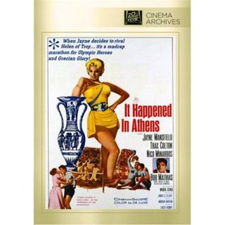 It Happened In Athens DVD Movie 1962