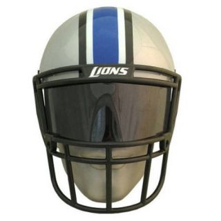 NFL Detroit Lions Helmet Fan Mask