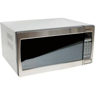 Refurbished Panasonic Genius 1.6 cu ft 1250W Sensor Microwave with Inverter Technology, Stainless Steel