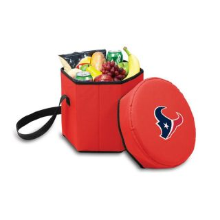 Picnic Time 12 Quart Houston Texans Polyester Personal Cooler