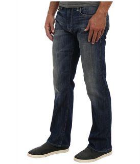 mavi jeans josh regular rise boot cut in mid used railtown mid used railtown