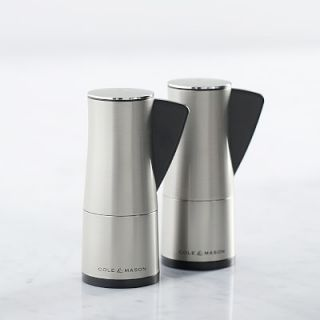 Cole and Mason One Handed Salt & Pepper Mills