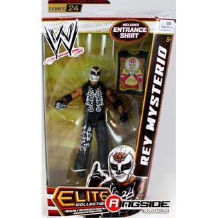 WWE Rey Mysterio   WWE Elite 24 Toy Wrestling Action Figure   Toys