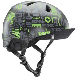 Bern Nino Boys' Helmet