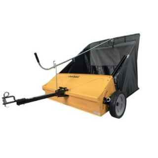 Cub Cadet 44 in. 25 cu. ft. Tow Behind Lawn Sweeper 45 0492 100