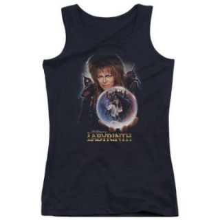 Labyrinth I Have A Gift Juniors Tank Top Shirt