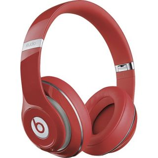Beats by Dr. Dre Beats Studio Over the Ear Headphones Red 900 00078 01