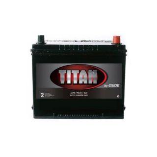 Titan 90 Auto Battery 90T