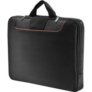 "Everki EKF808S18 Everki Commute EKF808S18 Carrying Case (Sleeve) for 18.4"" Notebook   Black   Polyester"