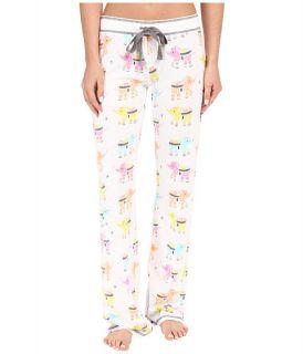 P J Salvage Elephant Pj Sleep Pants Ivory, Clothing