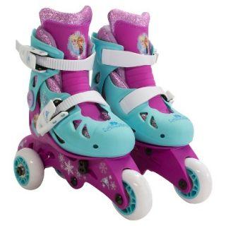 Disney Frozen Convertible Skate w/ Wrist Guards