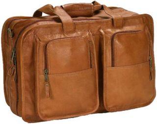 Clava 7553 Flight Bag   Brown