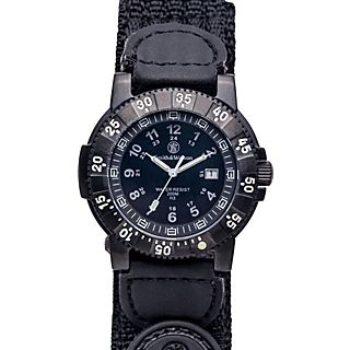 Smith & Wesson Watches Tactical Tritium H3 Watch with Nylon Strap