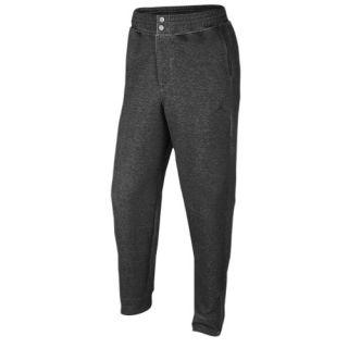 Jordan Retro 11 Pinnacle Fleece Pants   Mens   Basketball   Clothing   Black Heather/Black