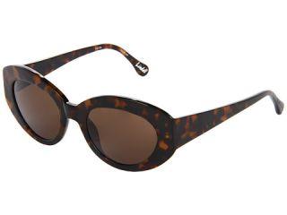 Elizabeth And James Lindall Shiny Tortoise Brown Mono Lens, Eyewear, Brown