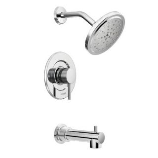 Moen Align Moentrol Tub and Shower Faucet Trim with Lever Handle