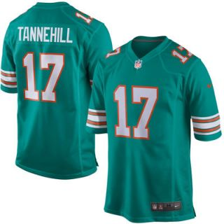 Ryan Tannehill Miami Dolphins Nike Alternate Game Jersey   Aqua