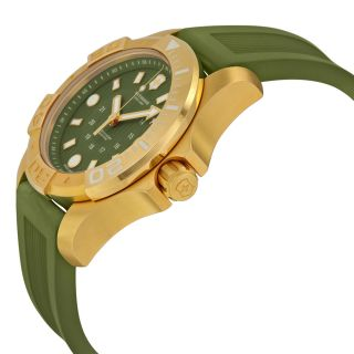 Victorinox Swiss Army Dive Master 500 Green Dial Unisex Watch 241557