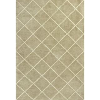 Amore Views Tan Area Rug by KAS Rugs
