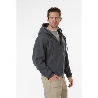 Gravel Gear Hooded Thermal-Lined Sweatshirt  Sweats   Hoodies