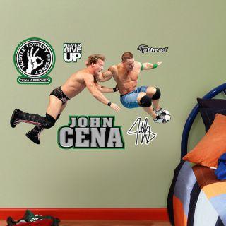 Fathead Jr. John Cena Wall Decals   16782375   Shopping