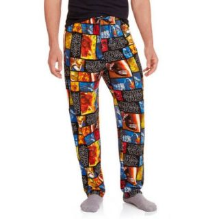 Star Wars Episode VII The Force Awakens Graphic Sleep Lounge Pants
