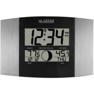 La Crosse Technology Atomic Wall or Table Clock