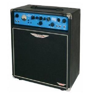 Ashdown EB LITE15 220 EVO III 220W 15 Bass Combo Amplifier with VU Meter EBL15220