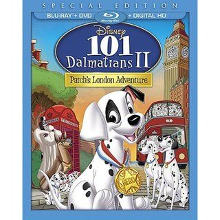 101 Dalmatians II: Patchs London Adventure (Special Edition) (Blu ray