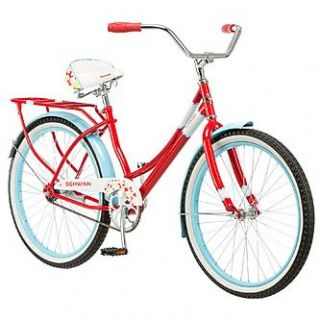 Schwinn 24in Girls Cruiser Windwood Bike   Fitness & Sports   Wheeled