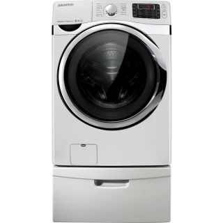 Samsung 4.5 cu ft Front Load Washer (White) ENERGY STAR