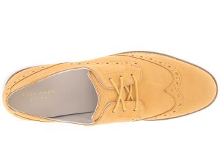 Cole Haan Original Grand Wingtip Mineral Yellow/Optic White