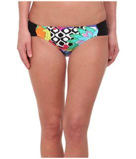 Trina Turk Balboa Shirred Side Hipster Bottom Multi