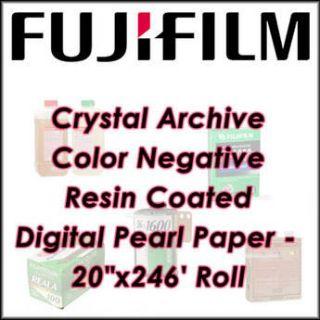 Fujifilm Fujicolor Crystal Archive Color Negative 600006188
