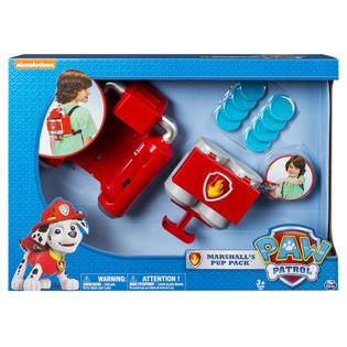 Nickelodeon Paw Patrol Marshalls Pup Pack   Toys & Games   Action