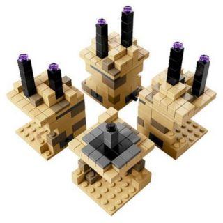 Minecraft Micro World The End Set LEGO