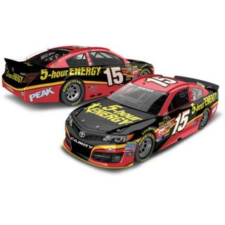 Action Racing 2014 Clint Bowyer #15 5 hour Energy 1:24 Scale Platinum Die Cast Toyota Camry