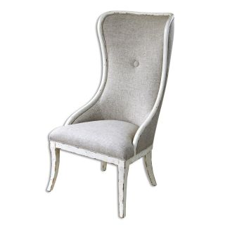 Uttermost 23218 Selam Aged Wing Chair