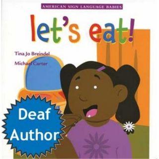 Harris Communications B1011 ASL Babies   Lets Eat