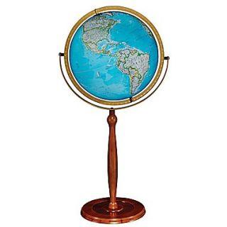 Replogle 16 National Geographic Chamberlin Illuminated Globe, Blue Ocean