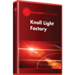 Red Giant Knoll Light Factory V2.7 Upgrade Editing KNOLL PRO UD