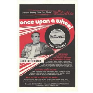 Once Upon a Wheel Movie Poster Print (27 x 40)