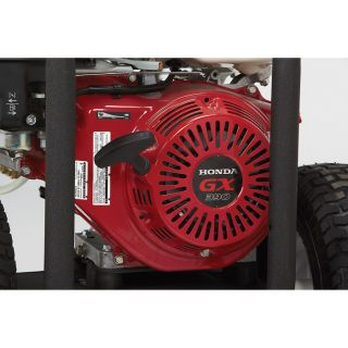 NorthStar Gas Cold Water Pressure Washer — 4000 PSI, 3.5 GPM, Honda Engine, Model# 15782020  Gas Cold Water Pressure Washers