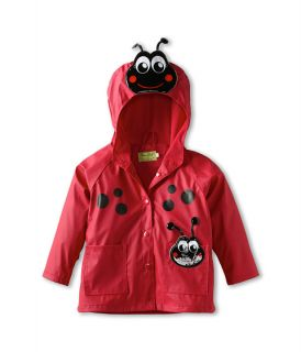 Western Chief Kids Ladybug Raincoat (Toddler/Little Kids) Red