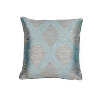Kas Rugs Bordeaux Blue/Grey Decorative Pillow PILL24018SQ
