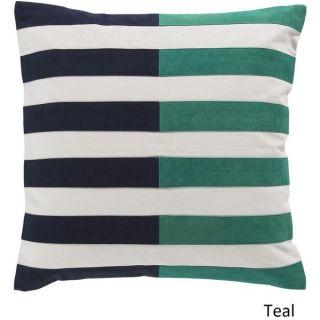 Decorative Petworth 22 inch Check Pillow Cover   17767588