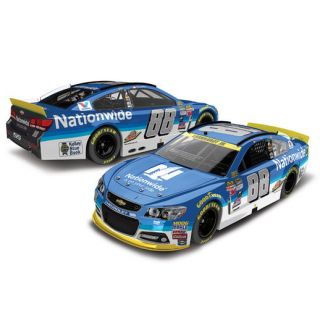 Action Racing Dale Earnhardt Jr. No. 88 Nationwide 1:24 2015 Chase for the Sprint Cup Die Cast Chevrolet SS