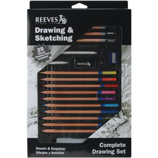 Complete Drawing Set Drawing & Sketching   16649883