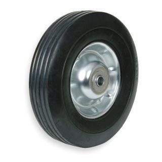 GRAINGER APPROVED Semi Pneumatic Wheel,10 in.,80 lb.   1NXA9 1NXA9   Grainger